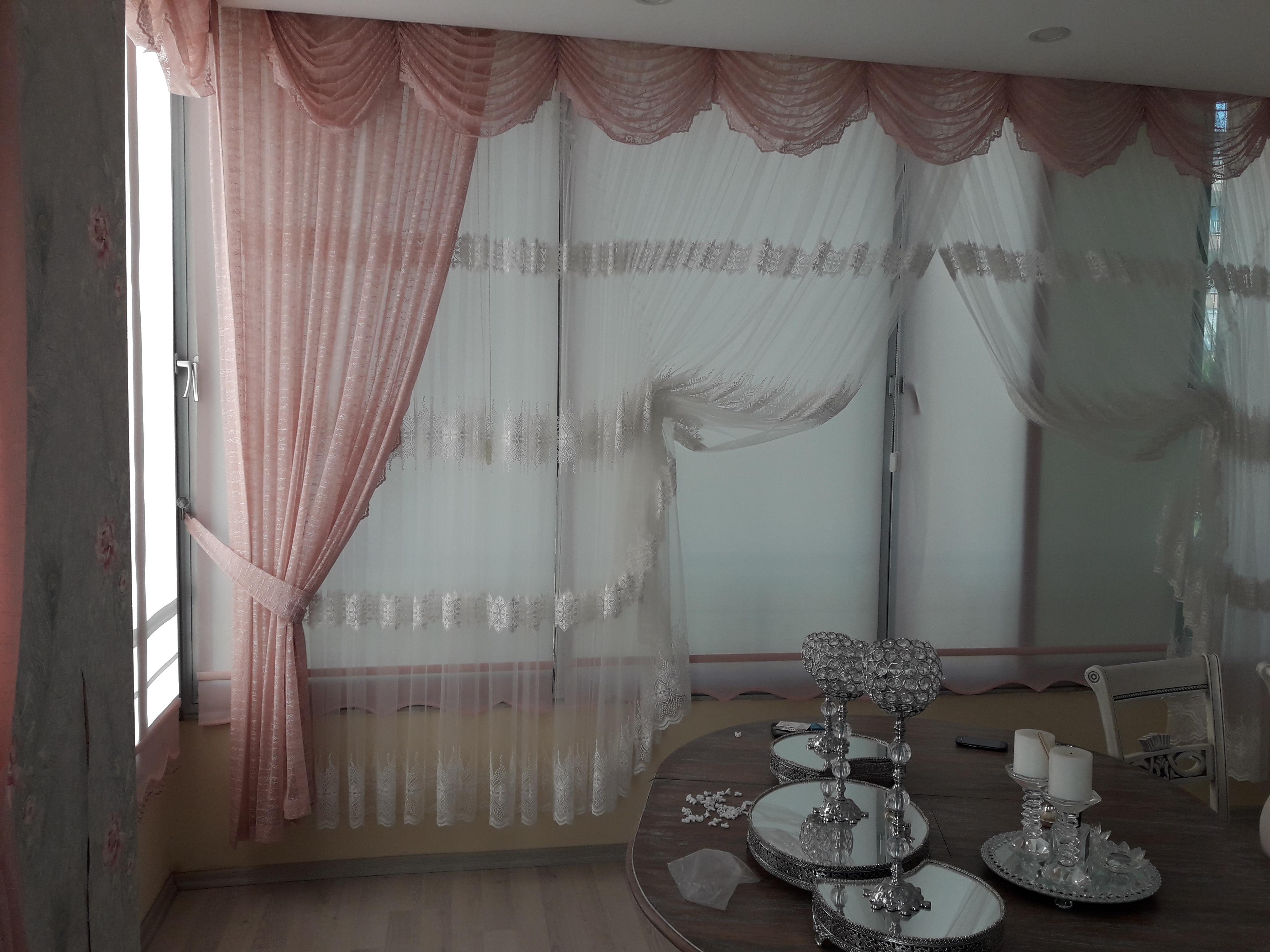 Antalya Konyaaltı perde yıkama